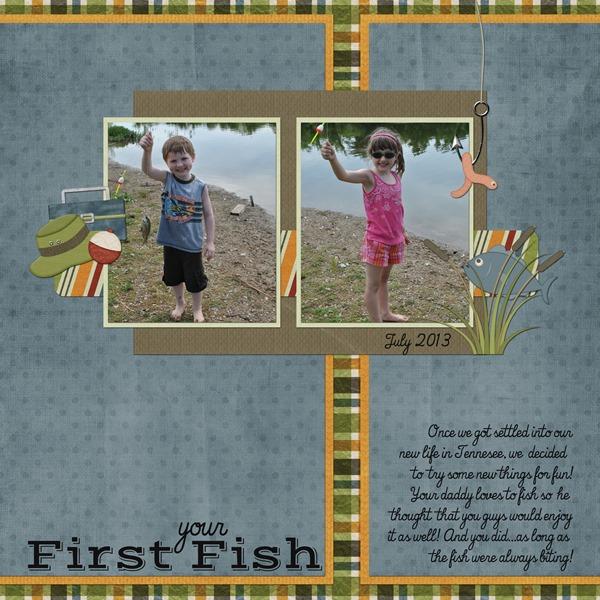 First Fish web